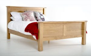 Breeze Bed Angled