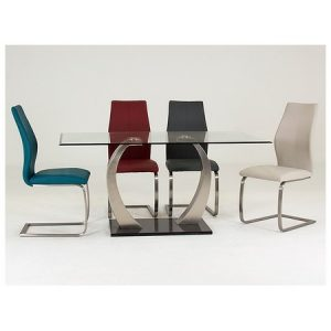 Aspire Dining With Irma Chairs