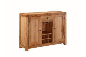 Oakridge Sideboard with wine rack