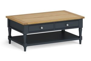 Charcoal Coffee Table