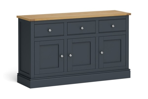 Charcoal Large Sideboard