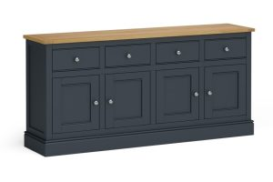 Charcoal Extra Large Sideboard